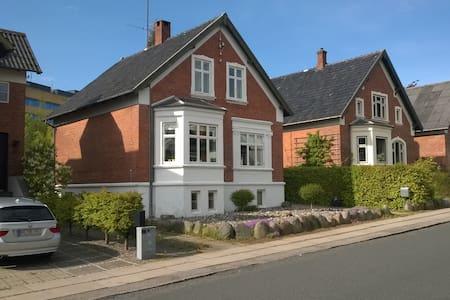 Stort værelse i hjertet af det maritime Svendborg - Svendborg