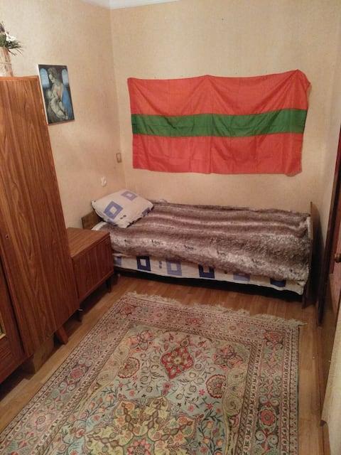 Private room in the centre of Tiraspol