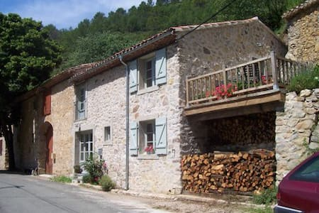 Maison laurenque - Roquebrun