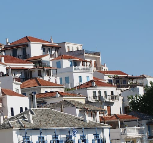 Harbour View, Skopelos Town - Skopelos - House