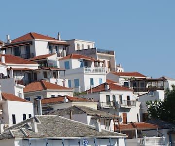 Harbour View, Skopelos Town - Skopelos - Haus
