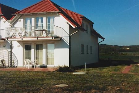 Appartment mit Blick auf den Bodden - Sagard