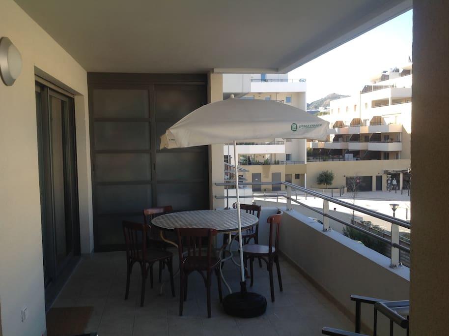 Appartement standing cot port appartements louer la - Location appartement meuble la ciotat ...