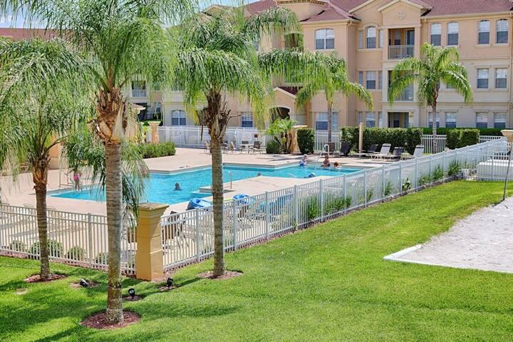 Terrace Palm Haven Condo