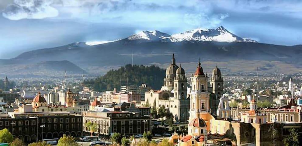 *Hospedaje Viajeros de Negocios y Turistas - Toluca de Lerdo - Appartamento
