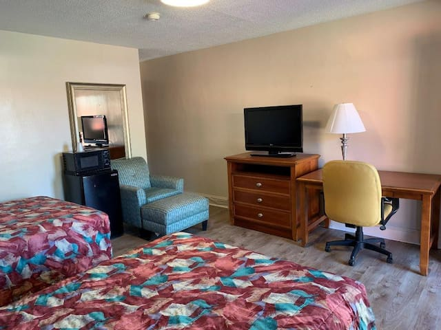 Just $275.00 for a week, extended stay available