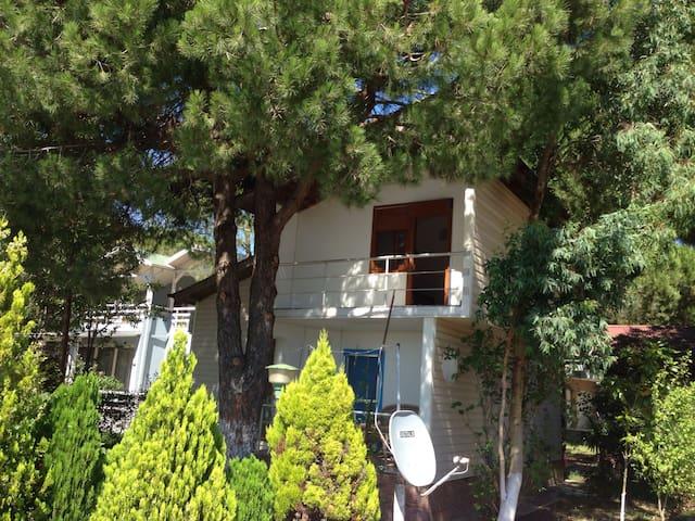 Sea front Villa at Lalzit Bay - Durrës - Willa