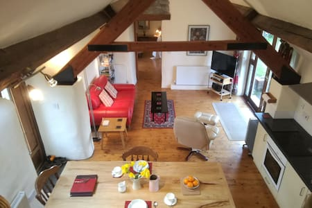 Stylish rural retreat - Corwen - Casa
