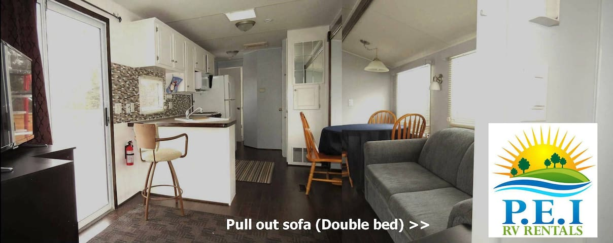 PEI RV / TRAILER RENTALS - New Glasgow - Camper