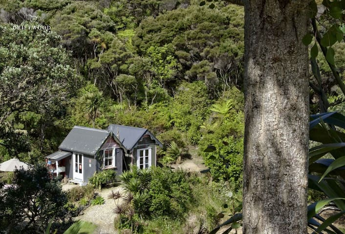 The Beach Huts at Driftwood Seaside Escapes - Te Tii