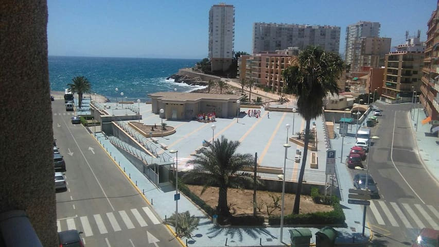 Apartamento en la playa El Faro de Cullera - Faro de Cullera
