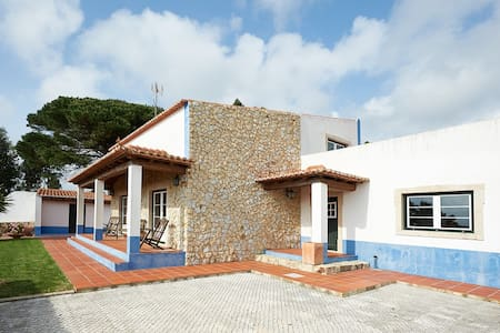 Beautiful spacious house with garden and pool - Mafra - House