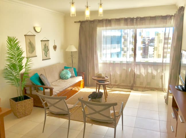Living room with great sun!