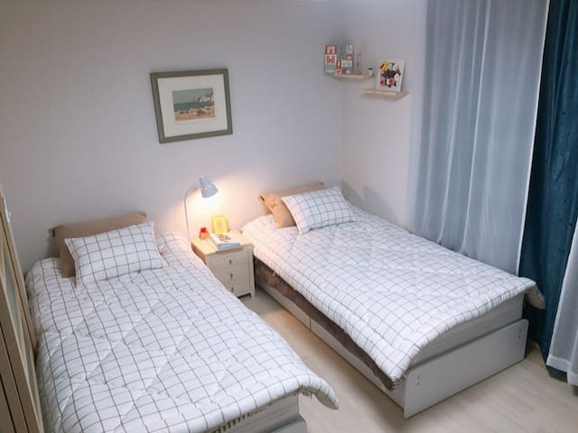 Sweet and Cozy New Apartment in Hanam