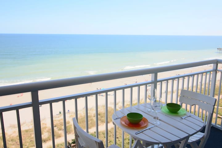 Discounted Up to 30% OceanFront Myrtle Beach Condo