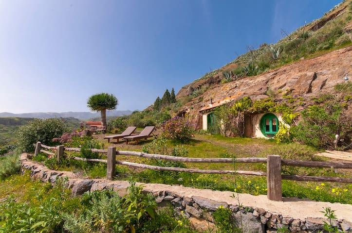 Cave house in La Atalaya (GC0123) - Santa Brígida - Hus