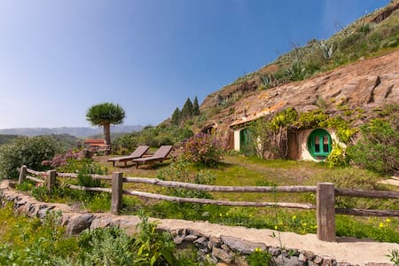 Casa Cueva en La Atalaya (GC0123) - Santa Brígida