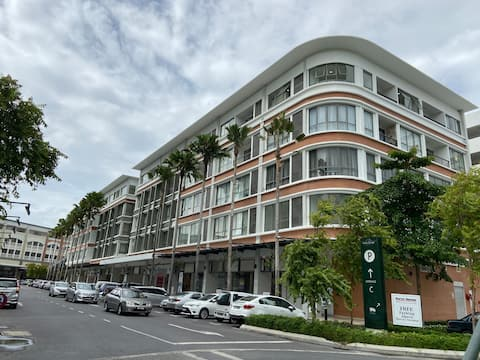 Evernent Homestay @ Marina Timesquare 2 Bedrooms