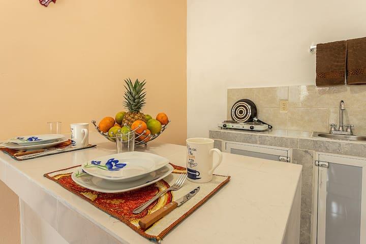 Casa VALLADARES, (Apartamentos)
