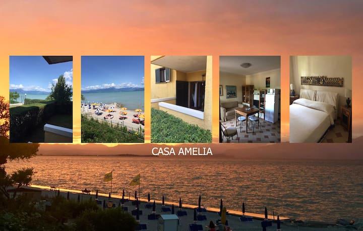 Casa Amelia lago di Garda. Amelia house lake Garda