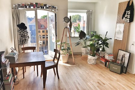 Amazing STUDIO in heart of Copenhagen 55m2 JULY