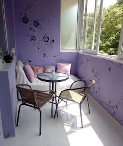 Nana's apartment in the heart of Varna