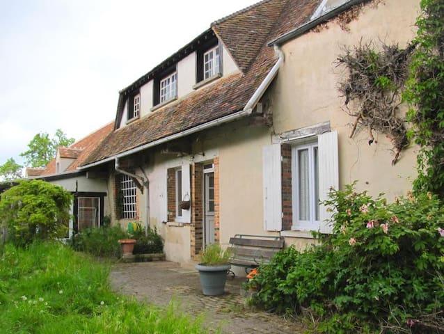 Maison campagnarde - Montacher-Villegardin - Hus