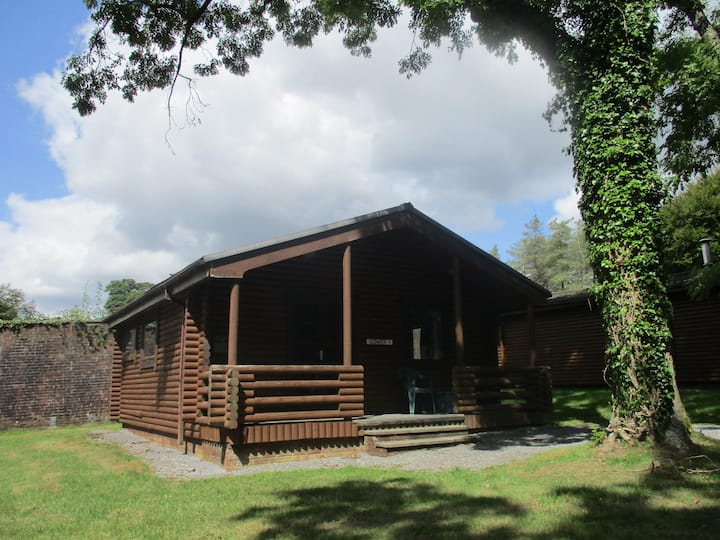 Gower 1 Studio Lodge perfect for 2