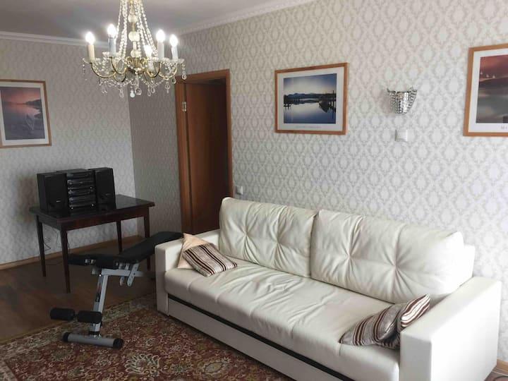 Супер комфортная комната в 2-х комнатной квартире