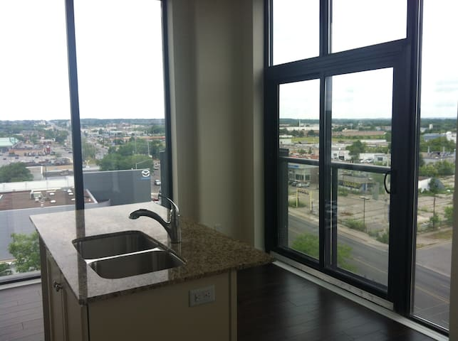 New 1 Bedroom Penthouse In Hearth Of Richmond Hill