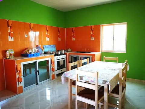 Entire Home 3 bedrooms -Portela, Chã das Caldeiras