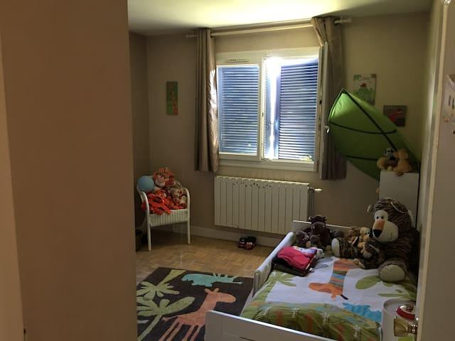 Belle maison au calme à 30 mn De Disneyland Paris - Lésigny