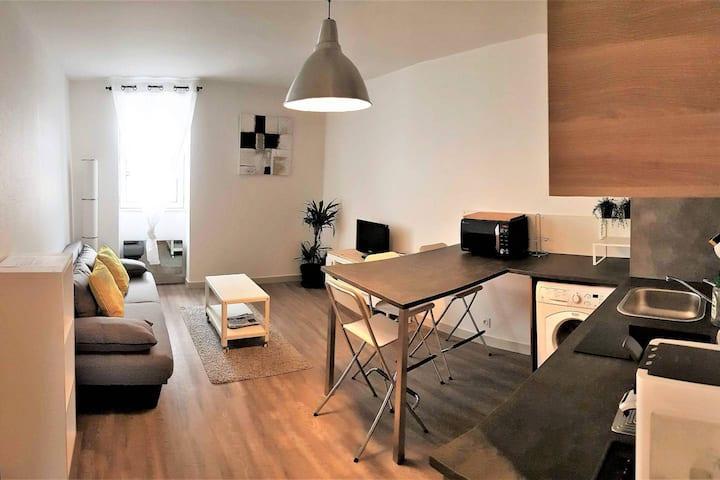 Très bel appartement Centre Vitré