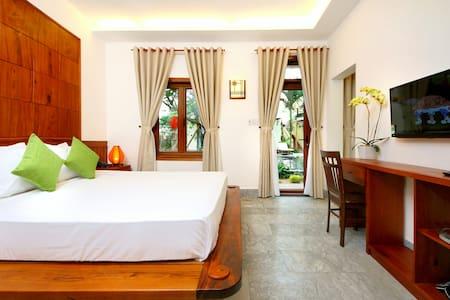 Grand Suite Kingsize bed