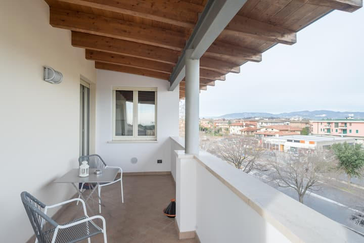 Appartamento- Attico in Montichiari zona centrale