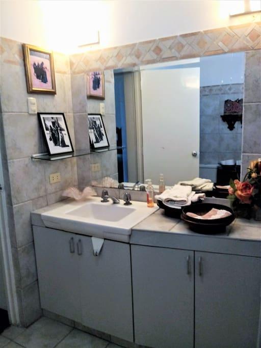 baño individual