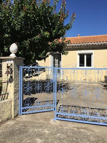 Maison individuelle avec jardin - Saint-Christoly-de-Blaye - House