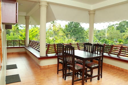 Live in traditional Kerala style - Deluxe Room 1