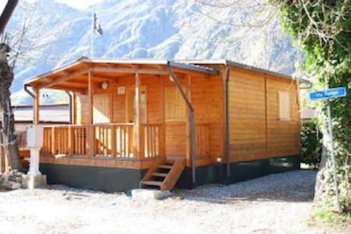 Chalet Zurigo mit Klimaanlage und Wlan