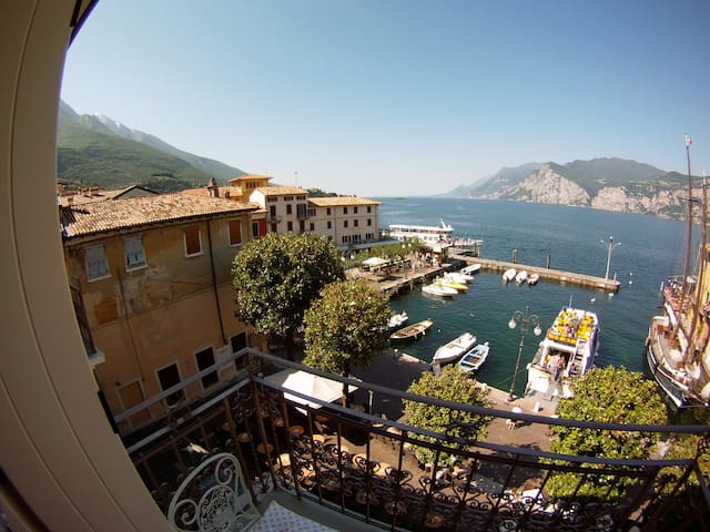 luxury apartament and luxury lake view - Malcesine - Wohnung