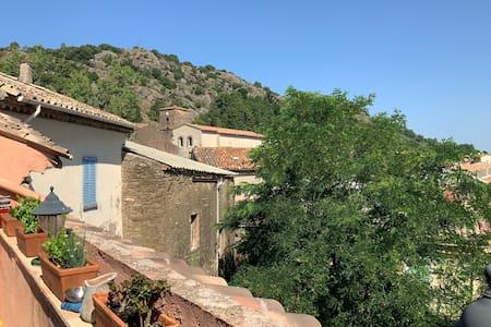 Maison au cœur du village Golfe de St Tropez