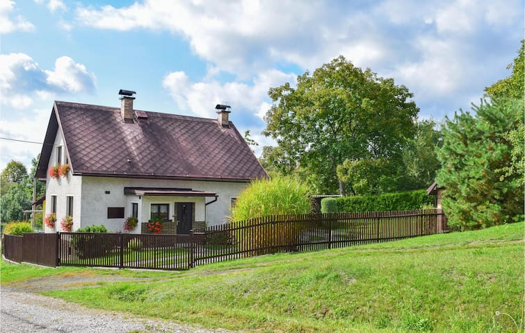 Holiday cottage with 3 bedrooms on 112m² in Turnov