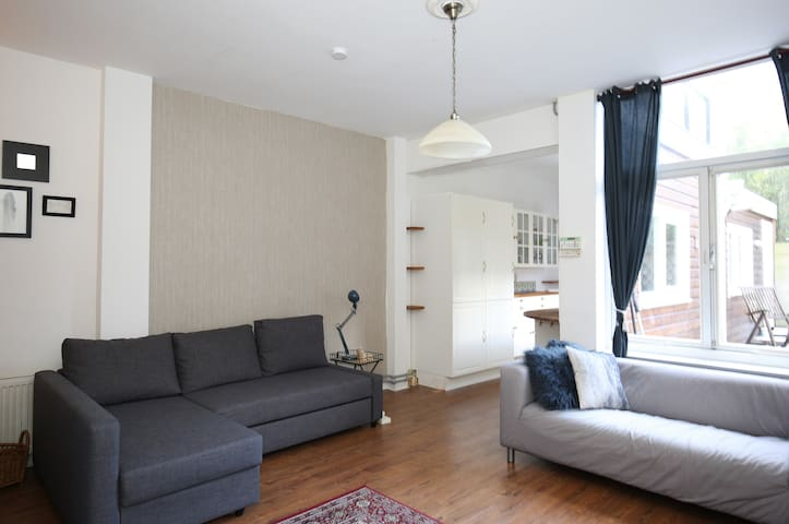 Beautiful apartment, close to city & station