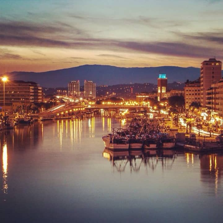 VillaSarno: Vacanze,Homeworking in aperta campagna
