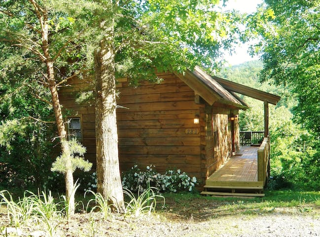 Cute Little Log Cabin for Rent - Lake Lure - Kabin