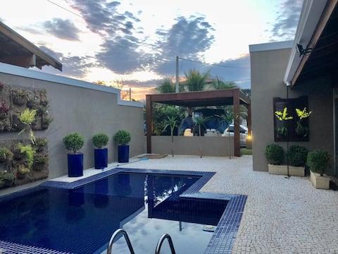 Casa maravilhosa em Rifaina