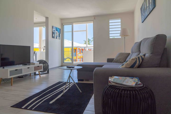 Blue Lagoon  Appart en résidence Accès plage