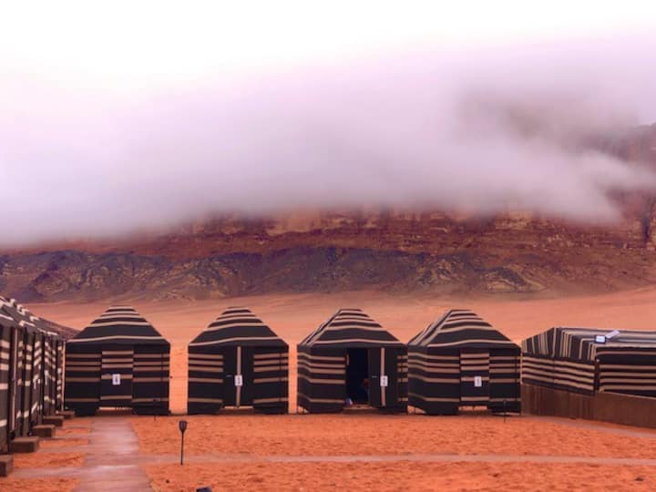 Traditional Bedouin Camp & Wadi Rum Tours, Tent 3