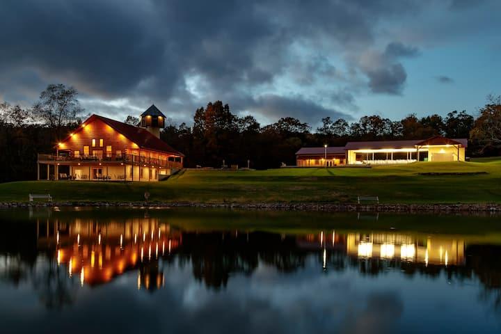 Lodge @ Fox Run Farm & Retreat