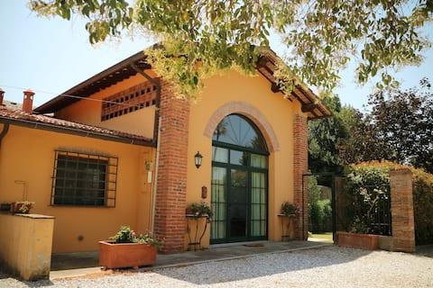 Turandot: Indipendent Tuscan loft apartment